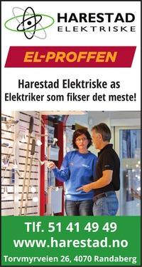 Annonse i Bygdebladet - Randaberg