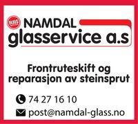 Annonse i Namdalsavisa