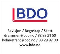 Annonse i Drammens Tidende - Rådgivingsguiden