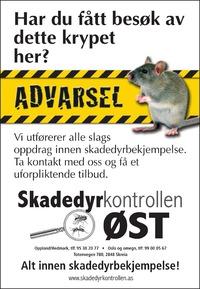Annonse i Nordstrands Blad - Bygg og fagfolk