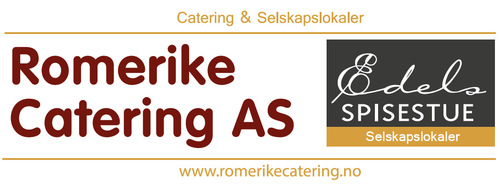 Logoen til Romerike Catering AS