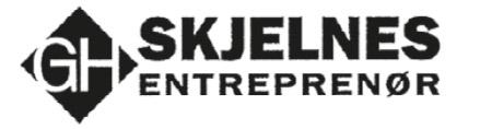 G & H Skjelnes entreprenør AS