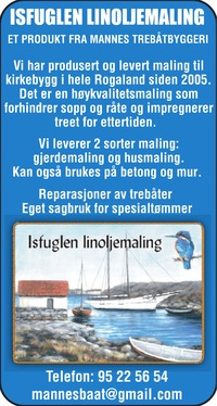 Annonse på trykk i Haugesunds Avis - Bil, MC & Caravan