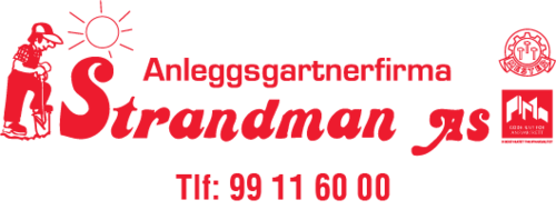 Anleggsgartnerfirma Strandman AS