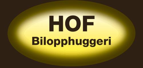 Hof Bilopphuggeri AS
