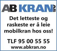 Annonse i Laagendalsposten - Bygg og fagfolk
