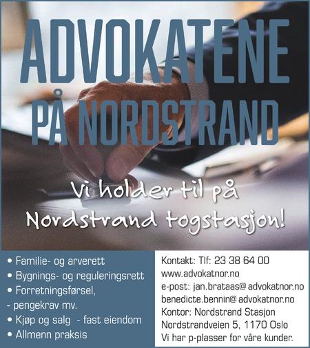 Advokatene på Nordstrand AS