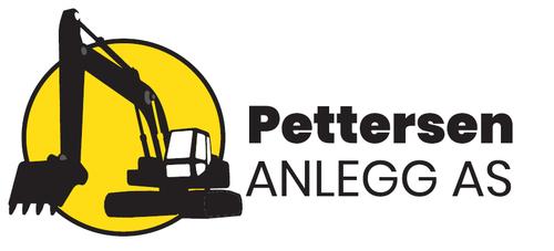 Logoen til Pettersen Anlegg AS