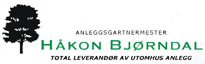 Anleggsgartnermester Håkon Bjørndal
