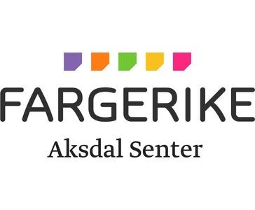 FARGERIKE AKSDAL SENTER BUTIKKEN