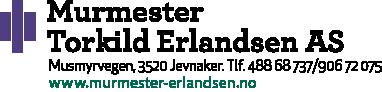 Murmester Torkild Erlandsen AS