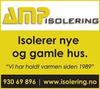 Annonse i Drammens Tidende - Bygg og fagfolk