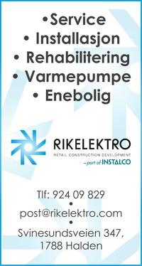 Annonse i Halden Arbeiderblad - Bygg og fagfolk