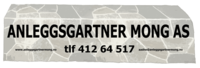 Anleggsgartner Mong AS
