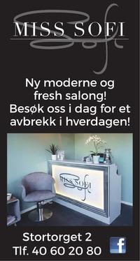 Annonse i Nordlys - Helse og velvære