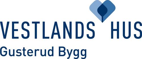Logoen til Gusterud Bygg AS