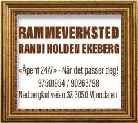 Annonse i Eikerbladet