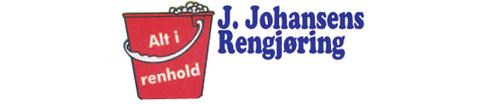 Logoen til J.Johansens Rengjøringsbyrå AS