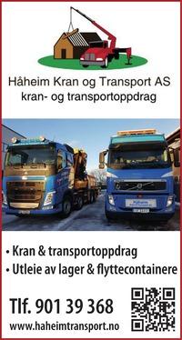 Annonse i Gjengangeren - Bygg og fagfolk