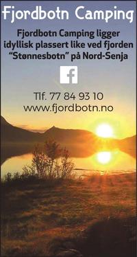 Annonse i Nordlys - Opplev Troms og omegn