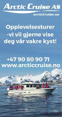 Annonse i Avisa Nordland - Opplev Bodø