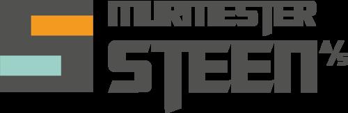 Logoen til Murmester Steen