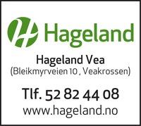 Annonse i Haugesunds Avis - Shopping