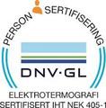 Elektrotermografisk sertifisert