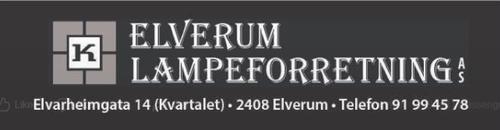 Elverum Lampeforretning AS