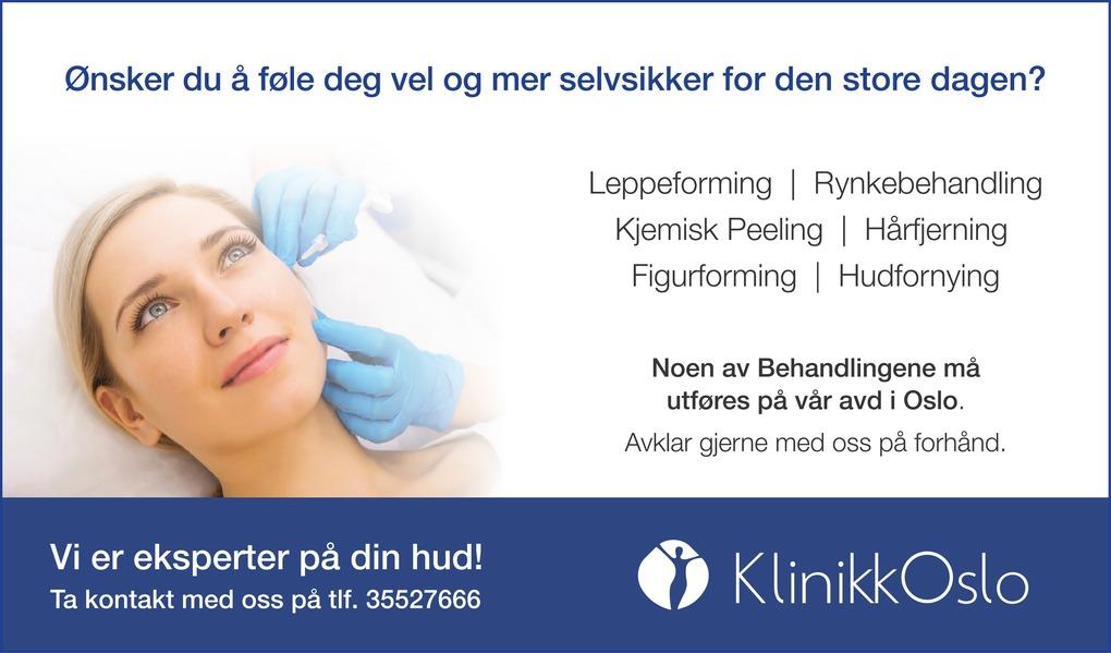 Annonse i Telemarksavisa - Alt til bryllupet