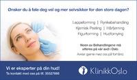 Annonse på trykk i Telemarksavisa - Alt til bryllupet