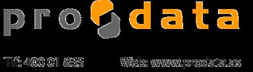 Logoen til Prodata AS