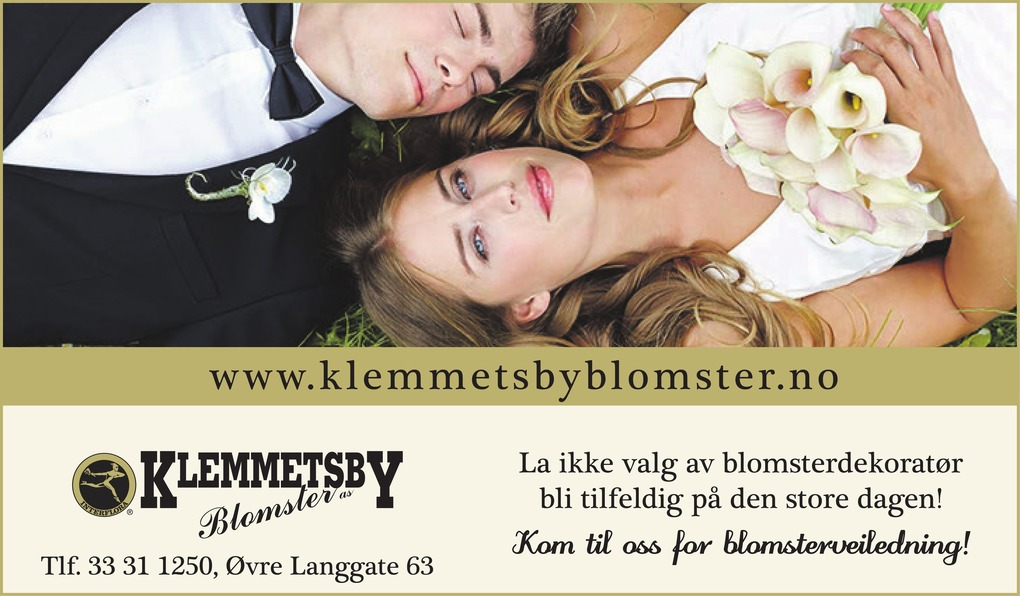Klemmetsby Blomster AS