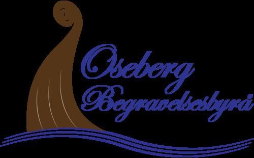 Logoen til Oseberg begravelsesbyrå AS