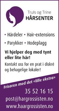 Annonse i Telemarksavisa - Helse og velvære
