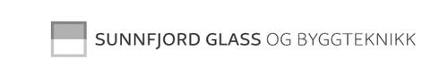 Logoen til Sunnfjord Glass og Byggteknikk AS