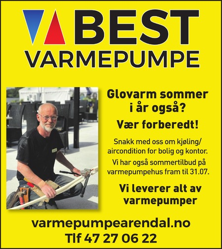 Best Varmepumpe AS