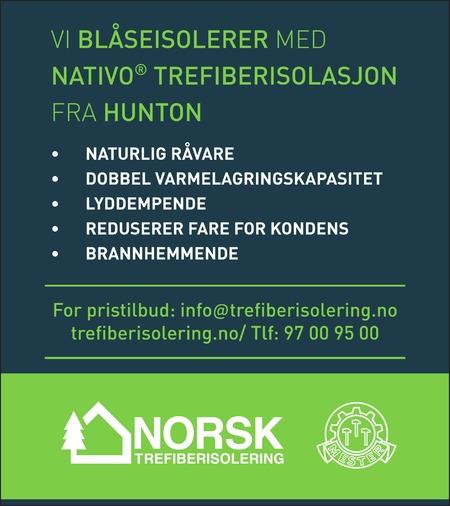 Norsk Trefiberisolering AS
