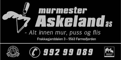 Murmester Askeland AS