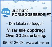 Annonse i Romerikes Blad - Bygg og fagfolk - Nedre
