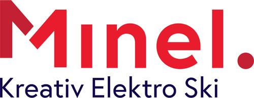 Logoen til Minel Kreativ Elektro Ski AS og