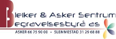 Bleiker & Asker sentrum begravelsesbyrå AS