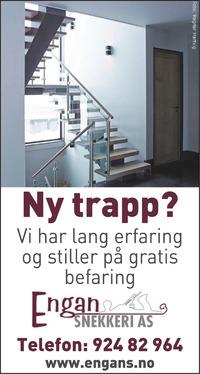 Annonse i Lierposten - Bygg og fagfolk