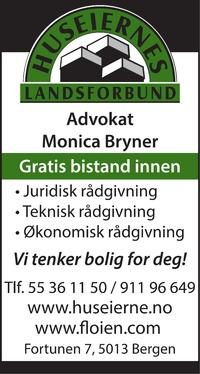 Annonse i Bergensavisen - Rådgivingsguiden