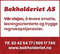 Annonse på trykk i Østlendingen