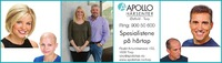 Annonse i Moss Avis - Helse og velvære