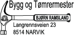 Bygg og Tømrermester Bjørn Ramsland