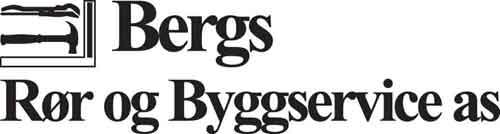 Bergs Rør og Byggservice AS