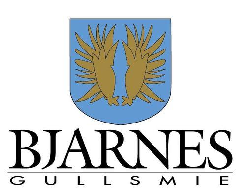 Logoen til Bjarnes Gullsmie Bjarne Uyttendaele