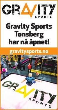 Annonse i Tønsbergs Blad - Opplev Tønsberg